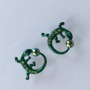 2/$10 14 gauge lizard hoops for ears or elsewhere